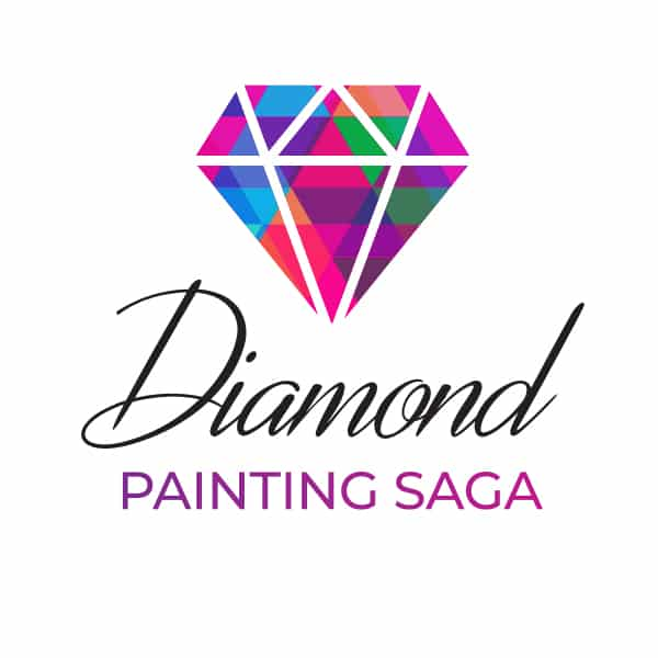 Diamond Painting Saga Logo
